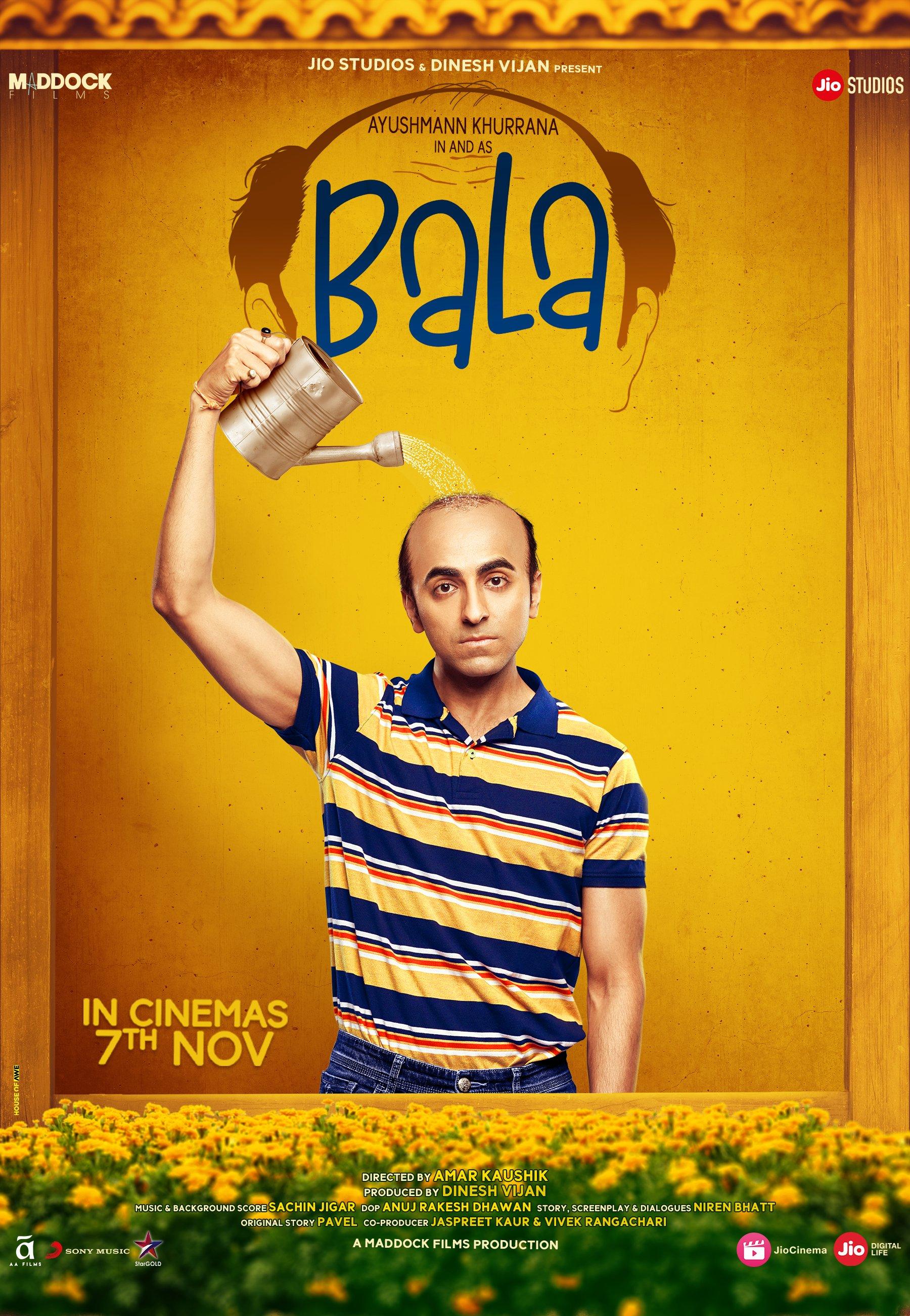 Bala (2019) - BollywoodMDB