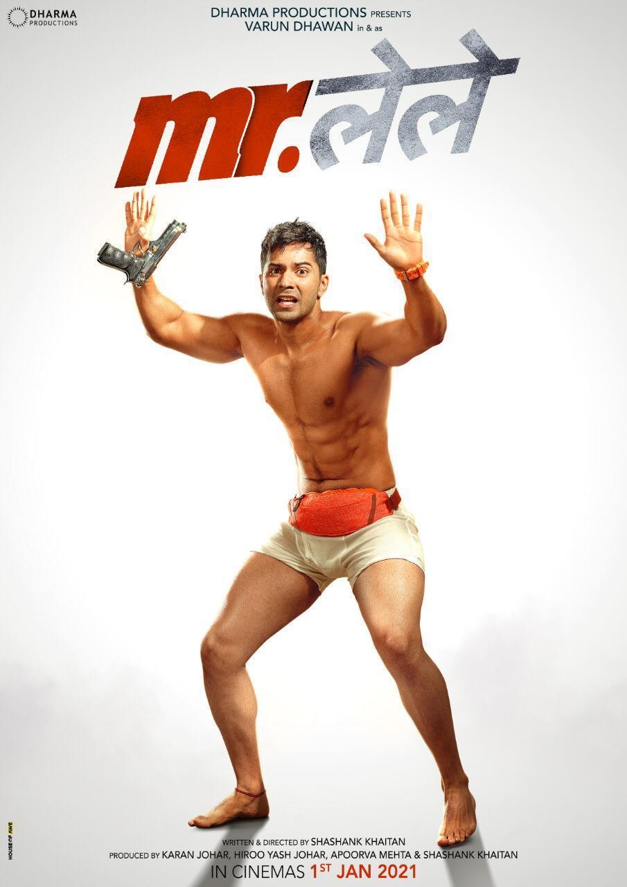 HD Mr. Lele First Look Poster 1