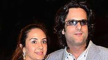 Fardeen Khan Shares Wife Natasha's Miscarriage Through Twitter.