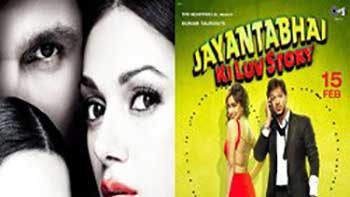 3rd day box office report of Murder 3 and Jayanta Bhai ki Luv story