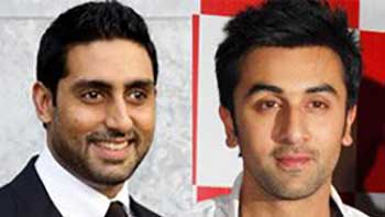 Abhishek Bachchan And Ranbir Kapoor To Share Screen Space?