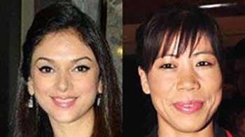 Aditi Rao Hydari Gushes About Mary Kom.