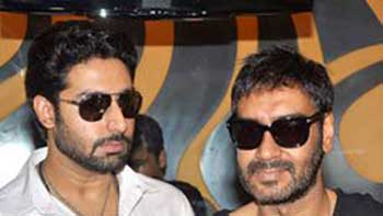 Ajay Devgn and Abhishek Bachchan to Throw A Success Party For 'Bol Bachchan'