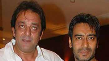 Ajay Devgn  and Sanjay Dutt  To Workout Together At Hyderabad