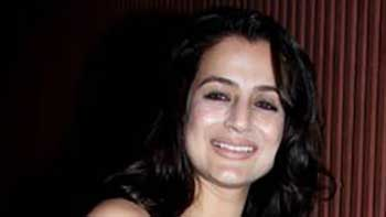 Ameesha Patel in Role Other Than Film Acting