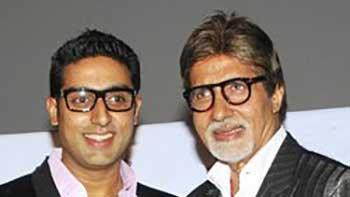 Amitabh and Abhishek Bachchan Suffer Injuries On Visit To Balasaheb Thackeray