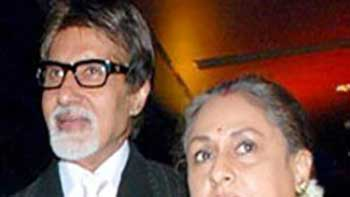 Amitabh and Jaya Bachchan Visit Shatrughan Sinha in Hospital