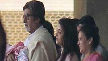 Amitabh Bachchan's Granddaughter is Aaradhya