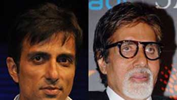 Amitabh Bachchan The Key Inspiration For Sonu Sood's Gangster Look.