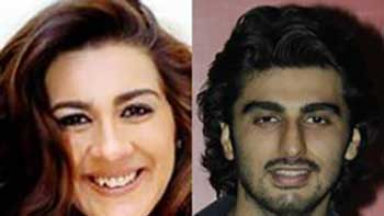 Amrita Singh To Go For Arjun Kapoor's Mother  Character In '2 States'.