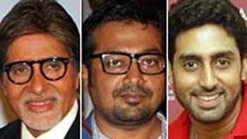 Anurag Kashyap Going to Direct Amitabh Bachchan And Abhishek Bachchan?