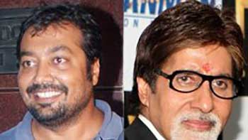 Anurag Kashyap to work with Amitabh Bachchan in his next