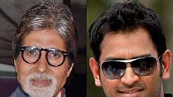 Big B to be Special Guest on the Unveiling Ceremony of Dhoni's Bike Racing Team