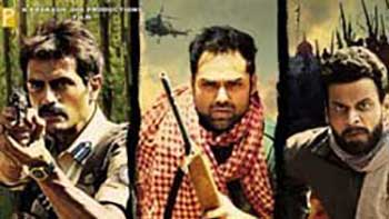 'Chakravyuh' 3rd Day Box Office Collection