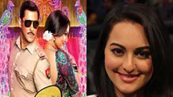 'Dabangg 2' Gets Sonakshi Excited.