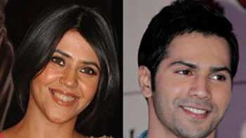David Dhawan To Direct Ekta Kapoor's Latest Film Starring Varun Dhawan.