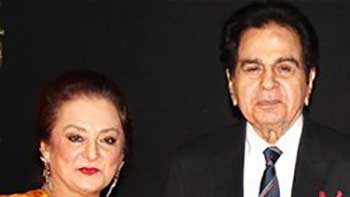 Dilip Kumar and  Saira Banu inaugurate a lane named after Joy Mukherjee