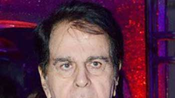 Dilip Kumar's Birthday Not The Day To Launch His Biography.