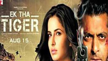 'Ek Tha Tiger' 1st Day Box Office Collections- Sets Record