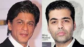 Everything's well between SRK and Karan
