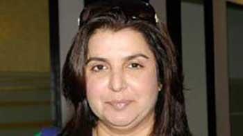 Farah Khan not Ready to Do Kissing Scene
