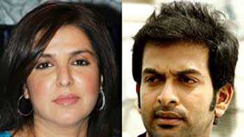Farah Khan's 'Happy New Year' To Have Prithviraj In Lead Role.