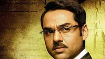Filmmaker Dibakar Banerjee and Actor Abhay Deol Screen 'Shanghai' for IAS Officers