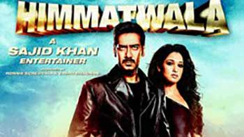 First Day Box Office Collection of Himmatwala