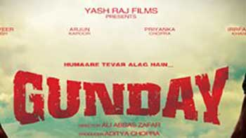 First Schedule Of 'Gunday' Concluded.