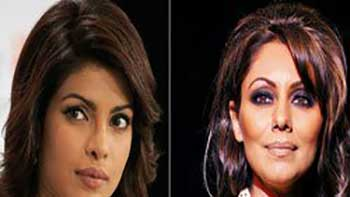 Gauri Khan and Actress Priyanka Chopra Patch Up In SRK's Absence