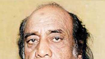 Ghazal Maestro Mehdi Hassan Dies after Prolonged Illness