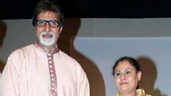 Jaya Bachchan Celebrates Amitabh Bachchan's 70th Birthday