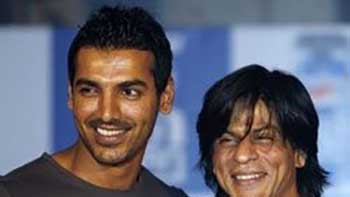 John Abraham and Shahrukh Khan to Be Seen For the First Time in 'Happy New Year'