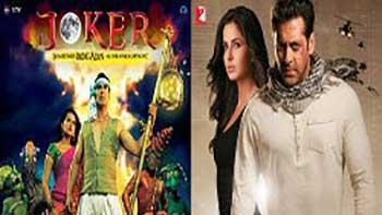 'Joker' Falls, 'Tiger' Still Roars