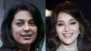 Juhi and Madhuri To Share Screen Space In Gulab Gang