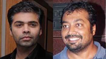 Karan Johar and Anurag Kashyap To Collaborate.