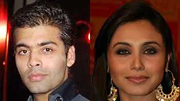 Karan Johar And Rani Mukherji To Work Together After Six Long Years.