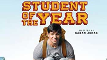Karan Johar to Unveil Trailer Of 'Student Of The Year' On August 3