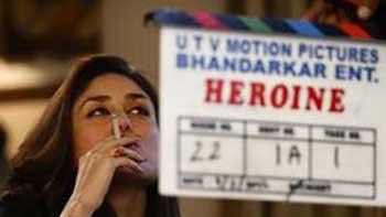 Kareena Kapoor's Smoking Scene in 'Heroine' Blurred In the Trailer