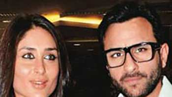 Kareena With Saif May Host Party For Success Of 'Talaash'.