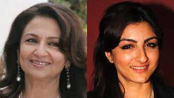 'Life Goes On' is my first and last film with mum Sharmila Tagore', Says Soha Ali Khan.