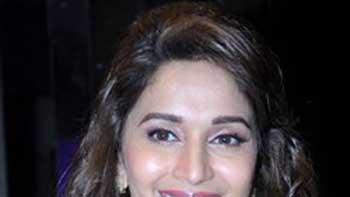 Madhuri Enjoyed Her 'Gulab Gang' Shooting In Wai.