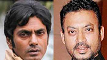 Nawazuddin & Irrfan coming Together in 'Dabba'