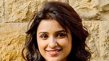 Parineeti Chopra Had A Shooting In Jaipur.