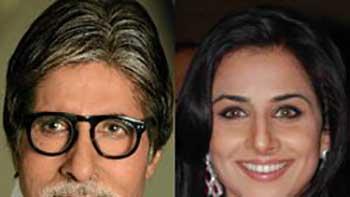 PETA Names Amitabh Bachchan And Vidya Balan As Hottest Vegetarians.
