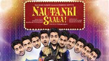 Popular 'Sholay' Scene Re-Enacted By 'Nautanki Saala' Actors.