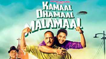 Priyadarshan's 'Kamaal Dhamaal Malamaal' Has Poor Opening