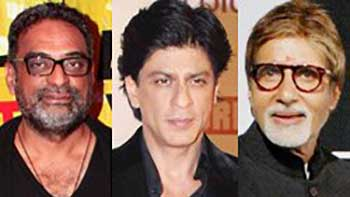 R. Balki to unite Shahrukh Khan and Big B again