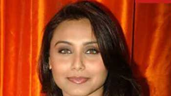 Rani to play journalist again