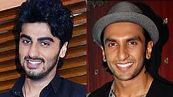 Ranveer Singh  & Arjun Kapoor to Work Together